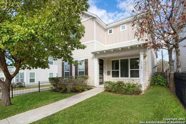 215 Claremont Ave #101, San Antonio, TX 78209 (MLS #1506651) :: Concierge Realty of SA