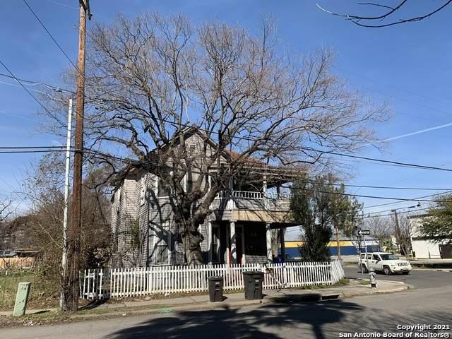 401 W Elmira St, San Antonio, TX 78212 (MLS #1506663) :: Vivid Realty