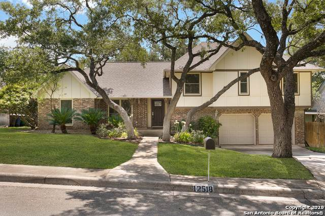 12518 Chateau Forest Ln, San Antonio, TX 78230 (MLS #1506710) :: The Gradiz Group