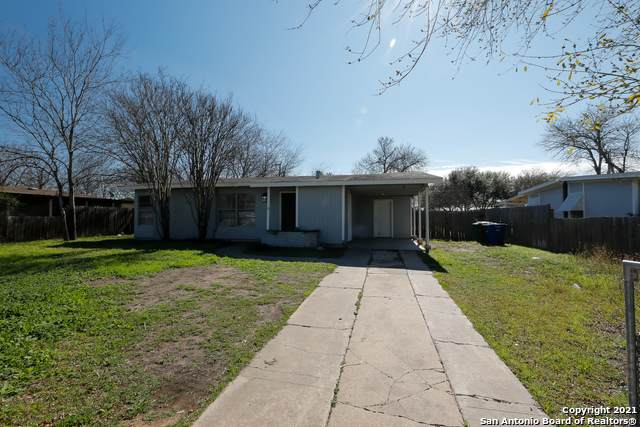 122 Knollwood Dr, San Antonio, TX 78227 (MLS #1506725) :: The Rise Property Group