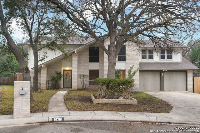 16318 Deer Pass St, San Antonio, TX 78232 (MLS #1506915) :: The Castillo Group