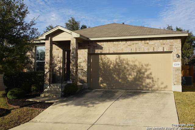 12335 Craddick Cv, San Antonio, TX 78254 (MLS #1506935) :: The Gradiz Group