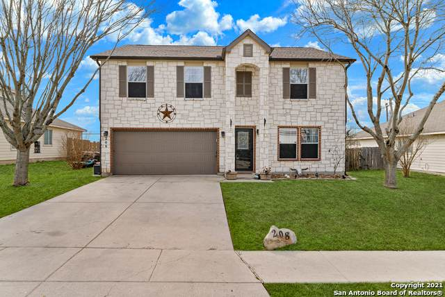 208 Bridge Crossing, Cibolo, TX 78108 (MLS #1506957) :: Sheri Bailey Realtor