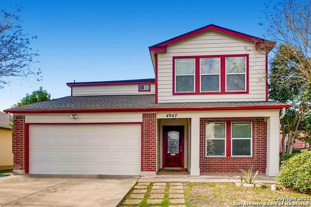 4947 Dahlia Terrace, San Antonio, TX 78218 (MLS #1507034) :: Keller Williams City View