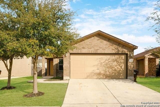 9863 Twinbear Crk, San Antonio, TX 78245 (MLS #1507035) :: Berkshire Hathaway HomeServices Don Johnson, REALTORS®