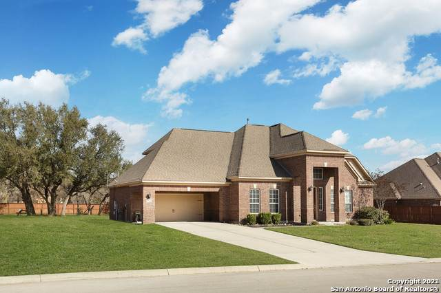 154 Stone Trail, Castroville, TX 78009 (MLS #1507053) :: Williams Realty & Ranches, LLC