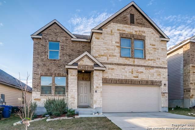 6730 Freedom Hills, San Antonio, TX 78242 (MLS #1507074) :: Real Estate by Design