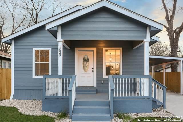 1020 Piedmont Ave, San Antonio, TX 78210 (MLS #1507085) :: Williams Realty & Ranches, LLC