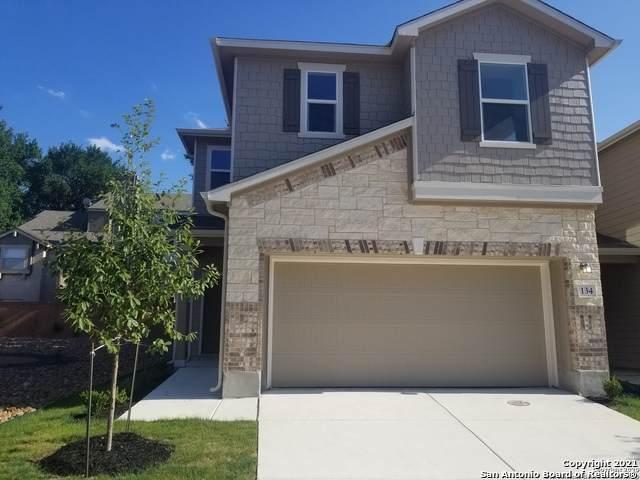5911 Eckhert Rd Unit 134, San Antonio, TX 78240 (MLS #1507191) :: Real Estate by Design
