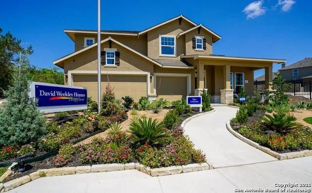 715 Ranch Falls, San Antonio, TX 78253 (MLS #1507194) :: Williams Realty & Ranches, LLC