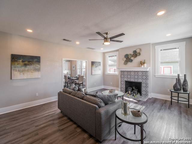 1110 W Summit Ave, San Antonio, TX 78201 (MLS #1507219) :: Concierge Realty of SA