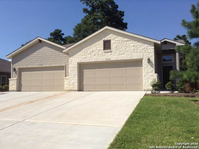 9708 & 9712 Grosbeak Lane, Magnolia, TX 77354 (MLS #1507271) :: Concierge Realty of SA