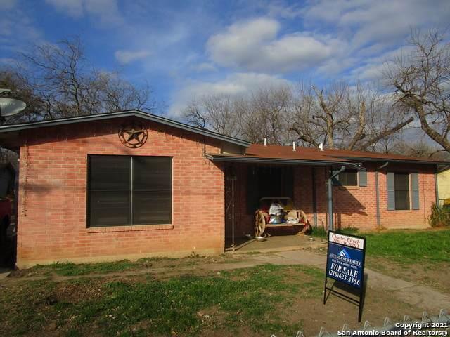 801 San Patricio St, San Antonio, TX 78207 (MLS #1507322) :: The Mullen Group | RE/MAX Access