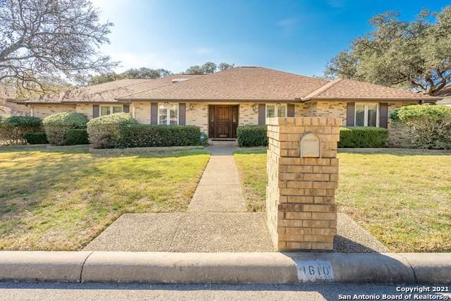 1610 Beauchamp St, San Antonio, TX 78231 (MLS #1507376) :: The Castillo Group