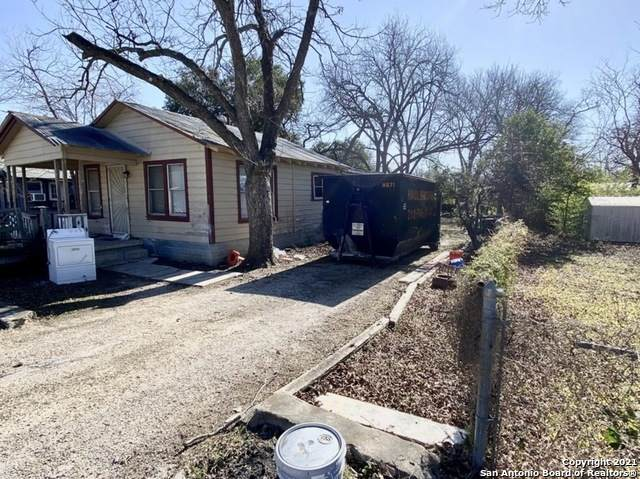 450 Dittlinger St, New Braunfels, TX 78130 (MLS #1507382) :: Santos and Sandberg