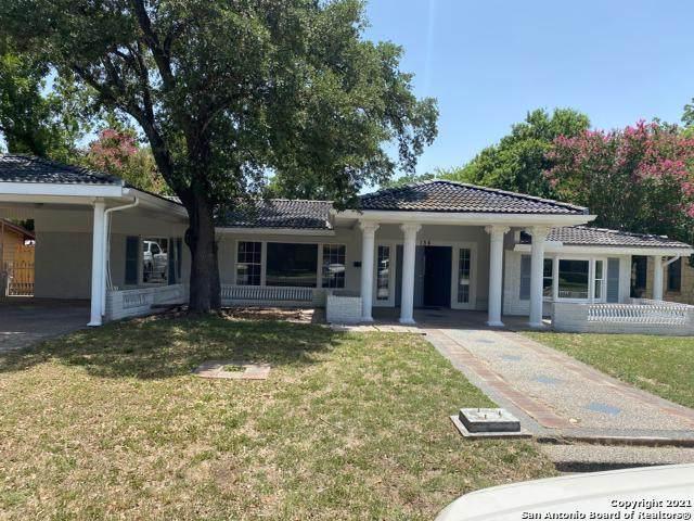 134 Rosemont Dr, San Antonio, TX 78228 (MLS #1507431) :: Vivid Realty
