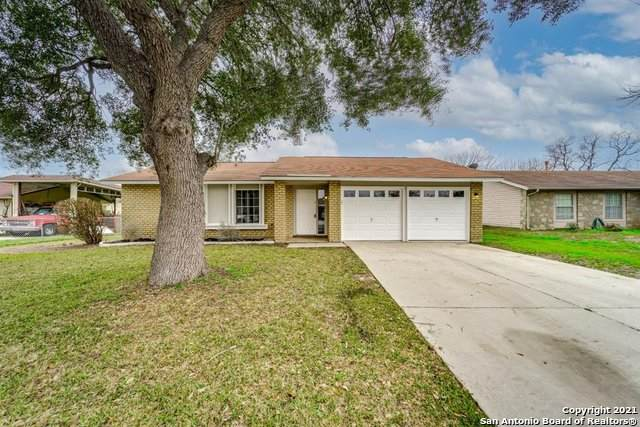 5646 Green Manor St, San Antonio, TX 78223 (MLS #1507465) :: The Gradiz Group