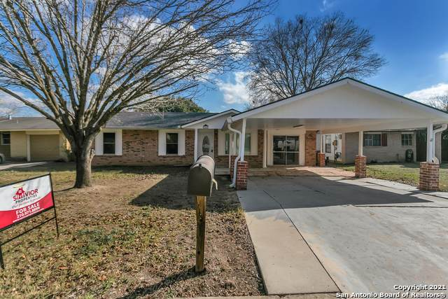 318 Avenue D, Converse, TX 78109 (MLS #1507475) :: The Castillo Group