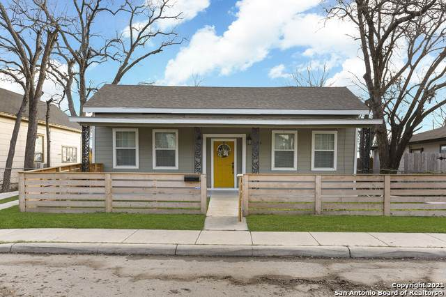 324 Sharer St, San Antonio, TX 78208 (MLS #1507480) :: Vivid Realty
