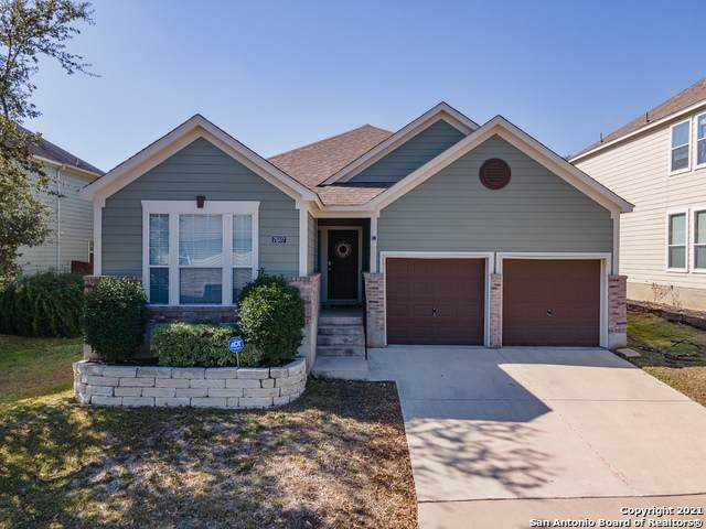 7607 Maverick Gap, San Antonio, TX 78250 (MLS #1507493) :: The Gradiz Group