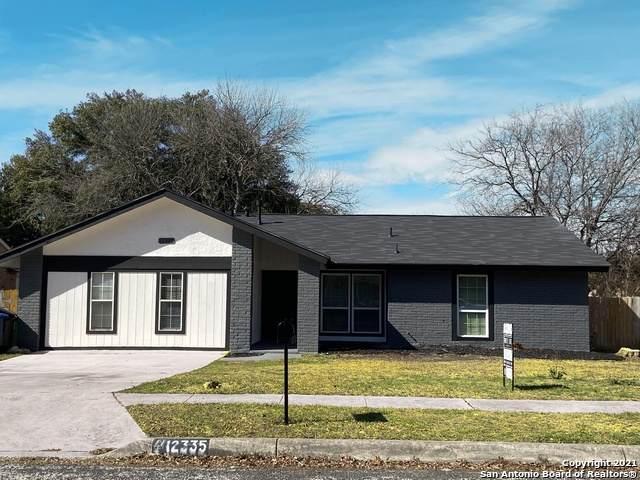 12335 Alexandria Dr, San Antonio, TX 78233 (MLS #1507508) :: Berkshire Hathaway HomeServices Don Johnson, REALTORS®