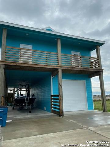 342 Paradise Pointe Dr, Port Aransas, TX 78373 (MLS #1507516) :: ForSaleSanAntonioHomes.com