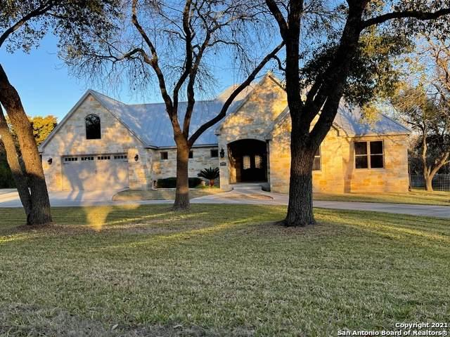 10727 Bar X Trail, Helotes, TX 78023 (MLS #1507545) :: The Castillo Group