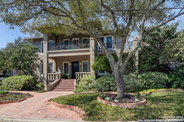 108 Morton St, Alamo Heights, TX 78209 (MLS #1507564) :: 2Halls Property Team | Berkshire Hathaway HomeServices PenFed Realty