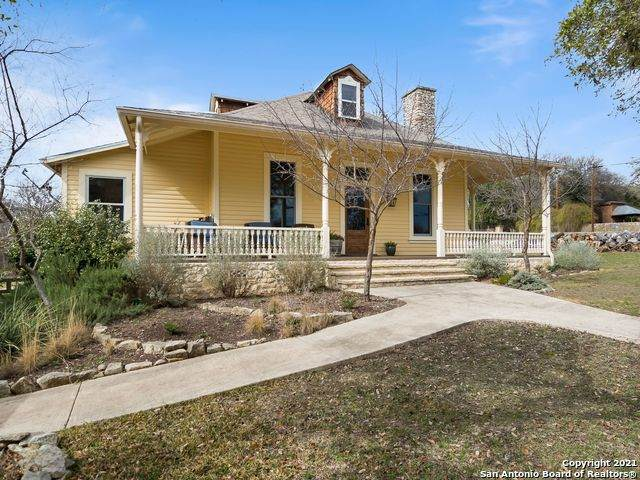 107 High St, Comfort, TX 78013 (MLS #1507760) :: The Castillo Group