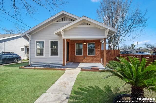 730 Aberdeen Pl, San Antonio, TX 78210 (MLS #1507777) :: The Rise Property Group