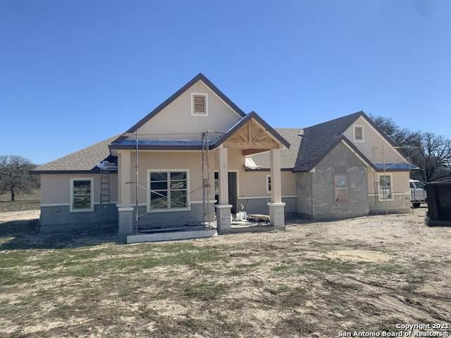 132 Settlement Dr, La Vernia, TX 78121 (MLS #1507852) :: Concierge Realty of SA