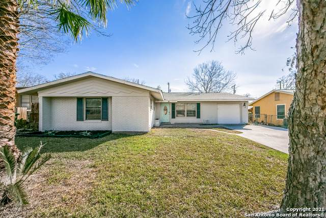 206 Goodhue Ave, San Antonio, TX 78218 (MLS #1507894) :: Keller Williams City View
