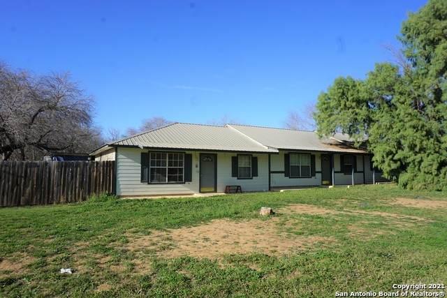 601 Commerce St, Jourdanton, TX 78026 (MLS #1508001) :: Williams Realty & Ranches, LLC