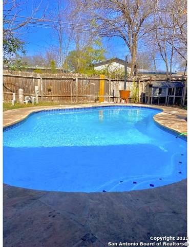851 Alametos, San Antonio, TX 78212 (MLS #1508014) :: Williams Realty & Ranches, LLC