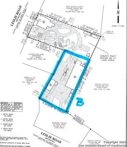 12042 Leslie Rd B, Helotes, TX 78023 (MLS #1508031) :: Real Estate by Design