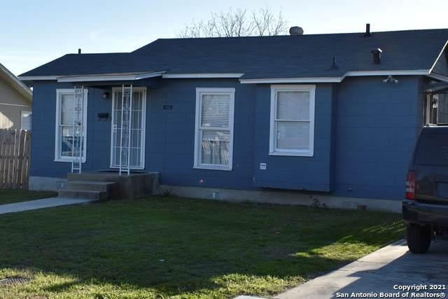 310 Bradford Ave, San Antonio, TX 78228 (MLS #1508069) :: Vivid Realty
