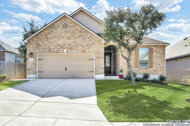 7614 San Mirienda, Boerne, TX 78015 (MLS #1508103) :: Vivid Realty