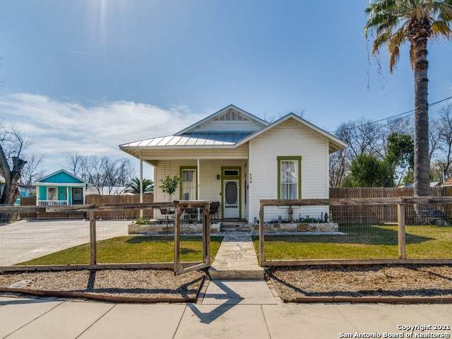 534 Leigh St, San Antonio, TX 78210 (MLS #1508114) :: Real Estate by Design