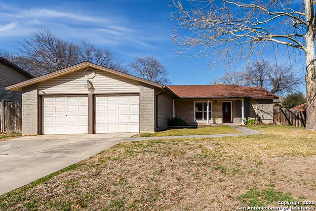 5135 El Capitan St, San Antonio, TX 78233 (MLS #1508149) :: The Rise Property Group