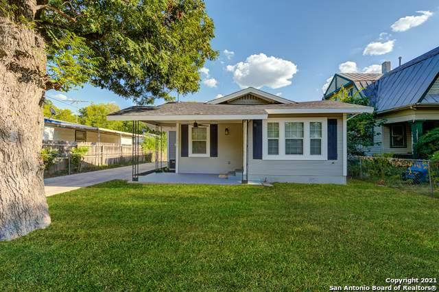 306 Topeka Blvd, San Antonio, TX 78210 (MLS #1508159) :: Williams Realty & Ranches, LLC