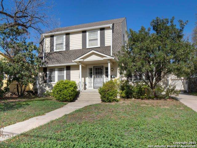 138 Princess Pass, San Antonio, TX 78212 (MLS #1508208) :: 2Halls Property Team | Berkshire Hathaway HomeServices PenFed Realty