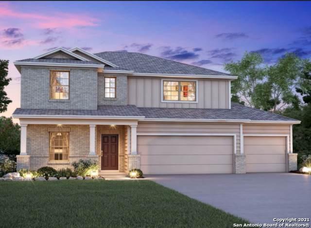820 Shrike Lane, New Braunfels, TX 78130 (MLS #1508241) :: Keller Williams City View