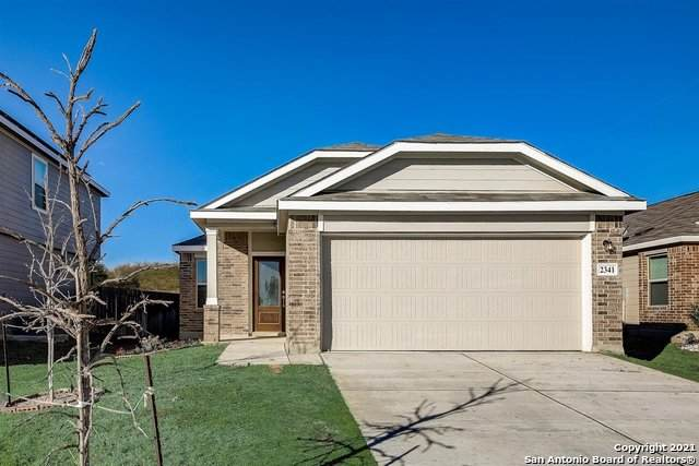 2341 Arctic Warbler, New Braunfels, TX 78130 (MLS #1508248) :: Berkshire Hathaway HomeServices Don Johnson, REALTORS®