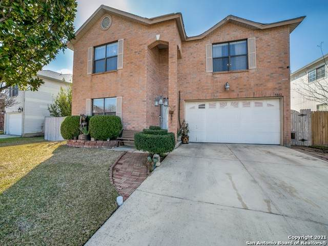 9802 Alexa Pl, San Antonio, TX 78251 (MLS #1508257) :: Santos and Sandberg