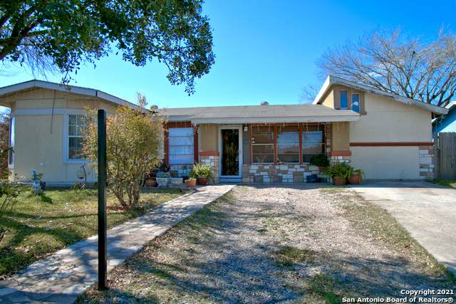 2619 Frontier Dr, San Antonio, TX 78227 (MLS #1508385) :: The Rise Property Group