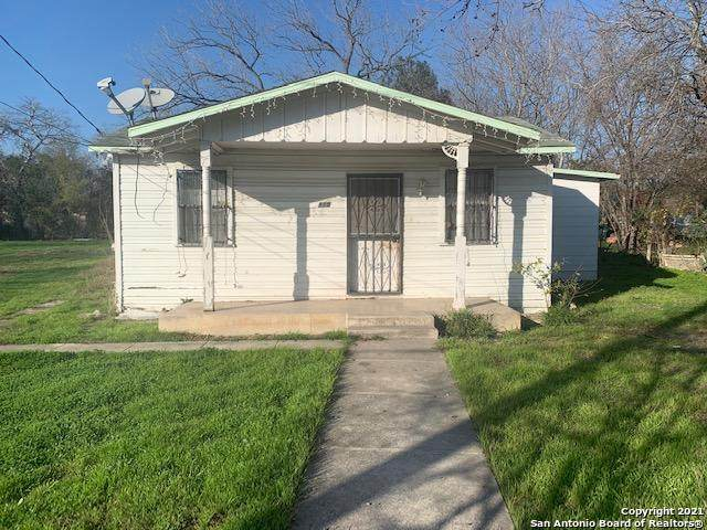 115 Tedder St, San Antonio, TX 78211 (MLS #1508421) :: Tom White Group