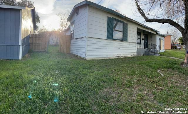 1107 Dollarhide Ave, San Antonio, TX 78223 (MLS #1508429) :: Vivid Realty