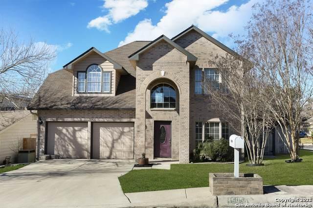 15054 Digger Dr, San Antonio, TX 78247 (MLS #1508462) :: The Rise Property Group