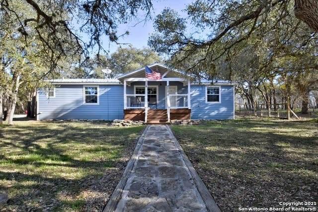 437 Rangeland Rd, Blanco, TX 78606 (MLS #1508473) :: ForSaleSanAntonioHomes.com