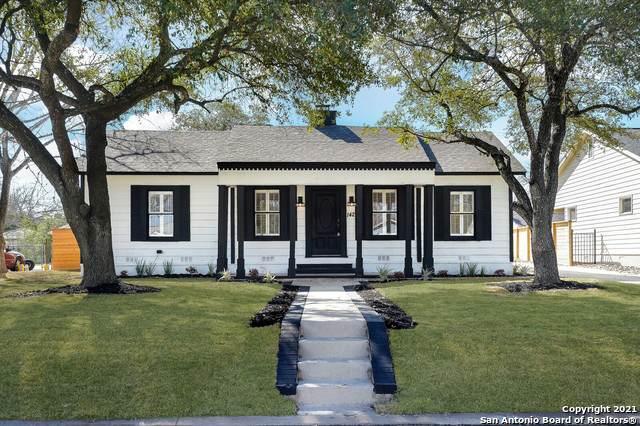 142 Hermine Blvd, San Antonio, TX 78212 (MLS #1508488) :: Berkshire Hathaway HomeServices Don Johnson, REALTORS®